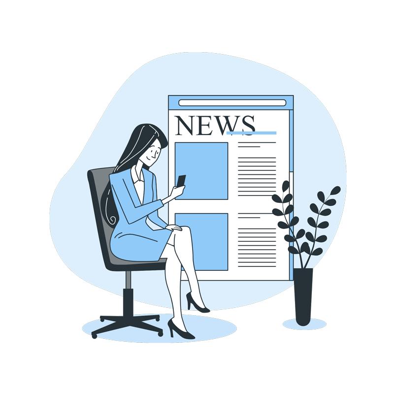 طراحی سایت خبری در ایلام